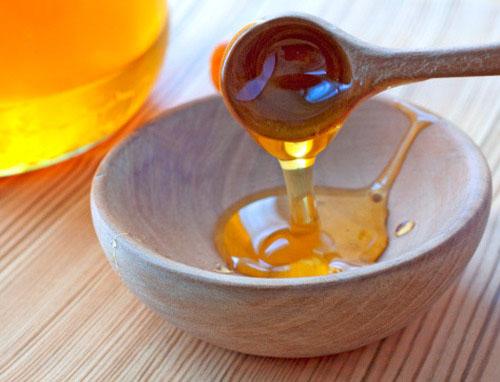 mật ong trị thâm