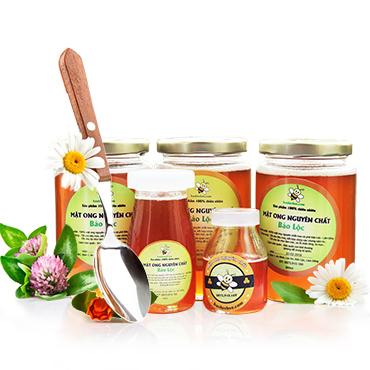 mật ong Bảo Lộc